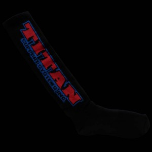 Titan Socks - black