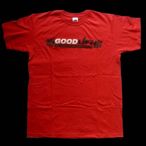 Goodlift T-Shirt - red