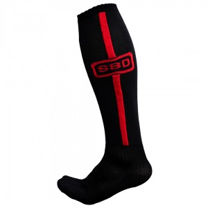 SBD Deadlift Socks - black