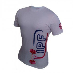 SBD IPF T-Shirt - white