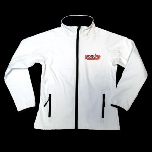 Softshell Jacket - white