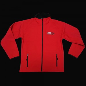 Softshell Jacket - red