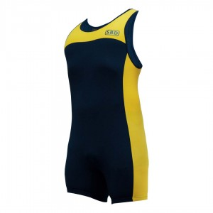 SBD Singlet yellow - limited edition