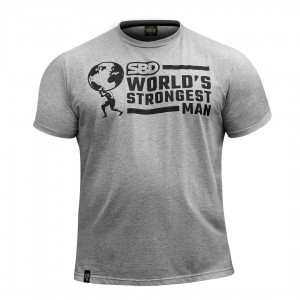 SBD World's Strongest Man T-Shirt