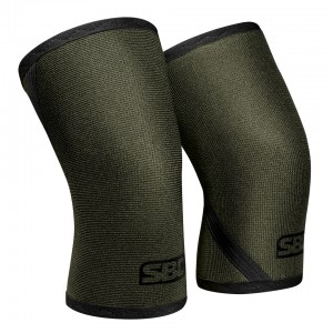 SBD Endure Weightlifting Knee Sleeves