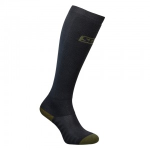 SBD Endure Deadlift Socks - black