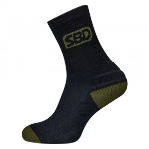 SBD Endure Sports Socks - black