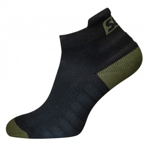SBD Endure Trainer Socks - black